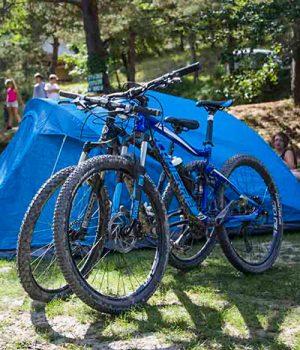 camping treffort avec services
